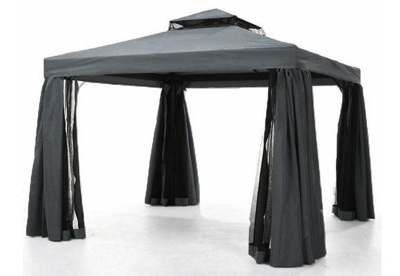 Madison Dakdoek paviljoen/partytent Milaan | Grey | 300x400cm