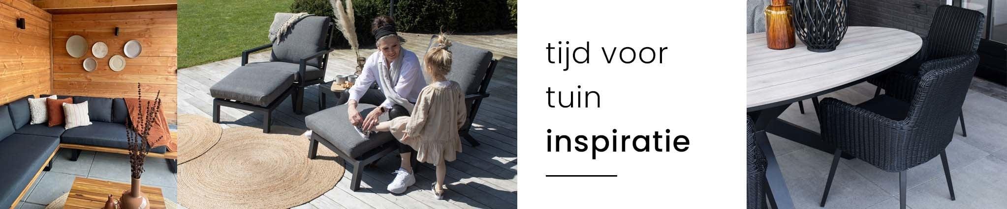Gratis inspiratiegids tuinmeubelen