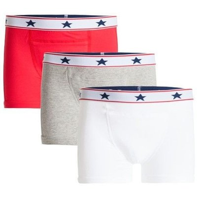 UnderWunder Boys boxer red/grey/white
