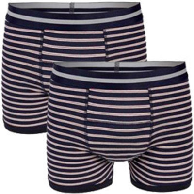 UnderWunder Men's Boxer stripes (set of 2)