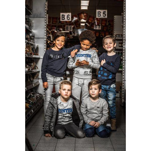 Jongens | Shirt Longsleeve  | DJ Dutchjeans