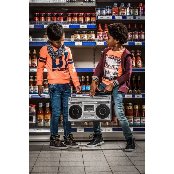 Jongens | Vest | DJ Dutchjeans