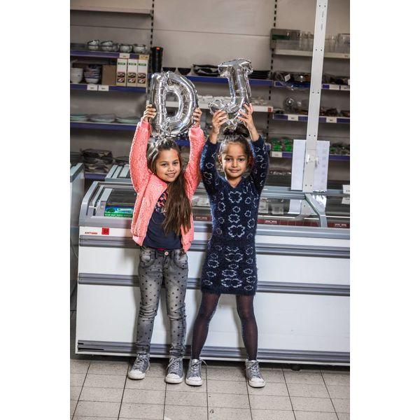 Meisjes | Jurk | DJ Dutchjeans