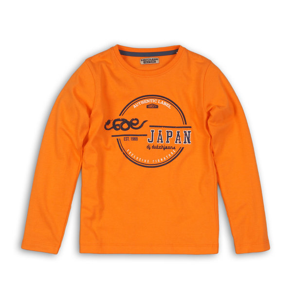 Jongens   Shirt Longsleeve   DJ Dutchjeans