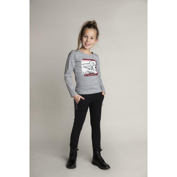 Meisjes   T-Shirt    DJ Dutchjeans