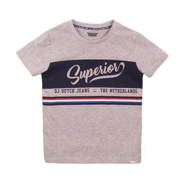 Jongens   T-Shirt   DJ Dutchjeans