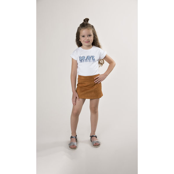Meisjes | 2-delige set T-shirt + Rok | DJ Dutchjeans