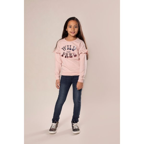 Meisjes | Sweater | DJ Dutchjeans