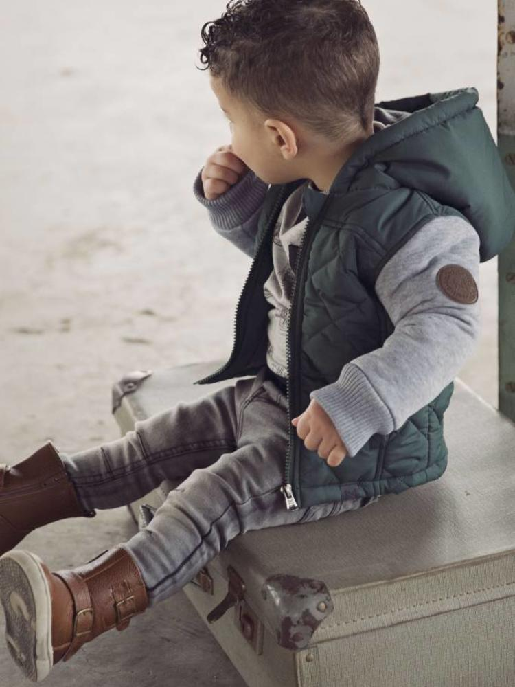 Boys jacket with hood | Koko Noko | 37Z-29825