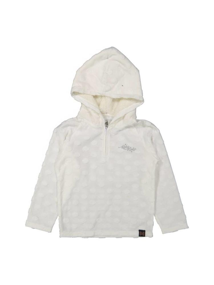 Girls sweater with hood | Koko Noko | 37Z-29923