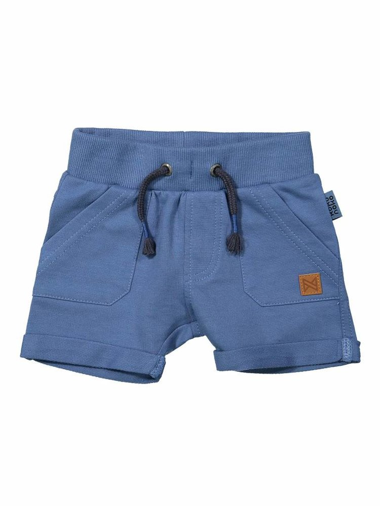 Boys jogging short blue | 37A-30826