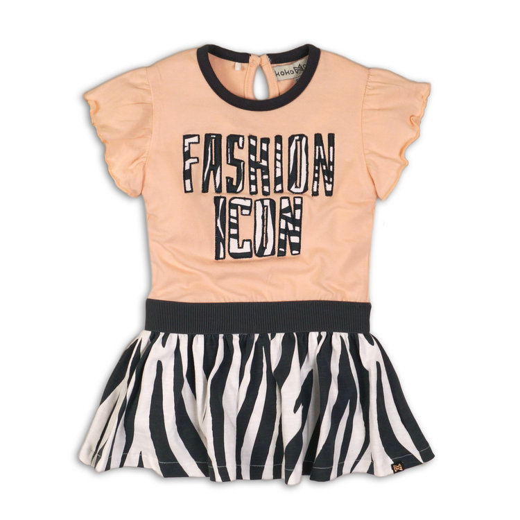 Girls dress zebra | 37C-34958