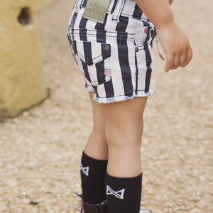 Girls shorts stripe