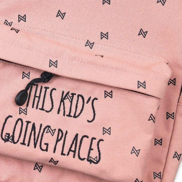 Girls backpack pink | D36990-37