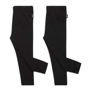 Legging 2 pack zwart