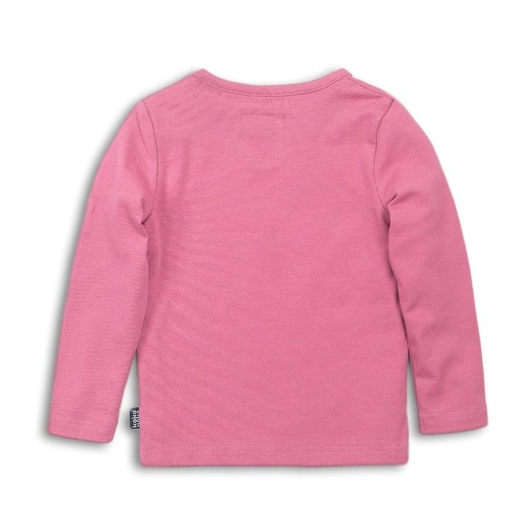 Girls shirt pink with heart | D36948-37