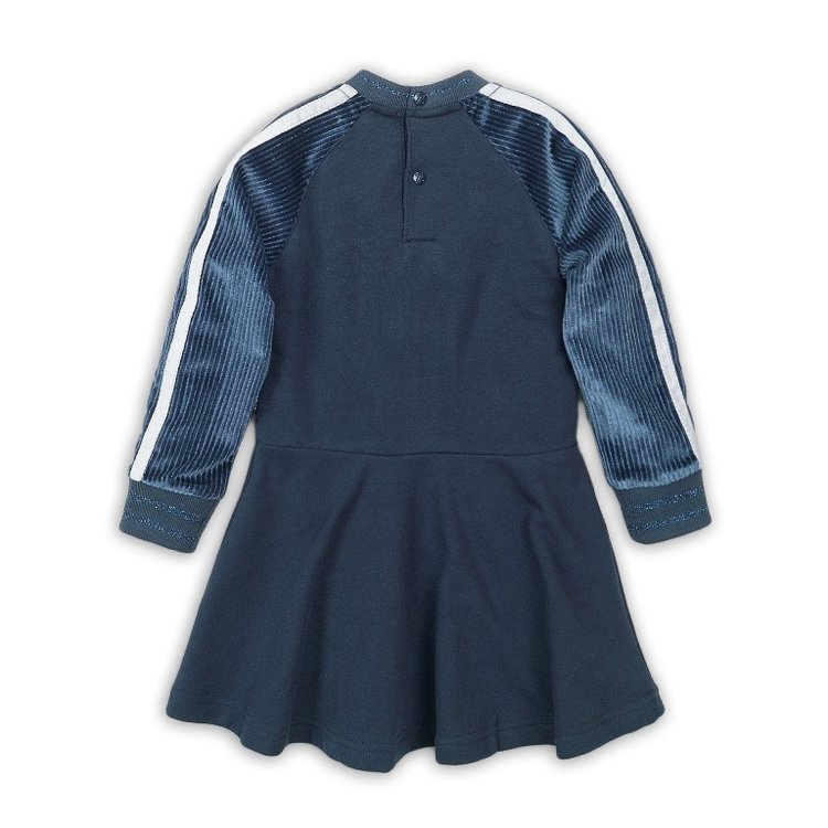 Girls dress blue | D36933-37