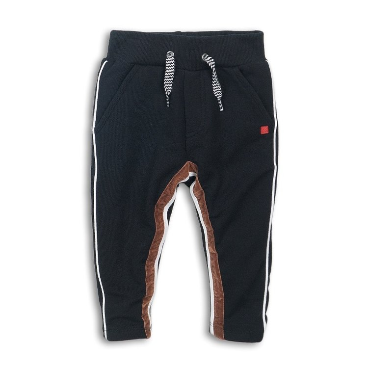 Girls jogging pants black | D36907-37