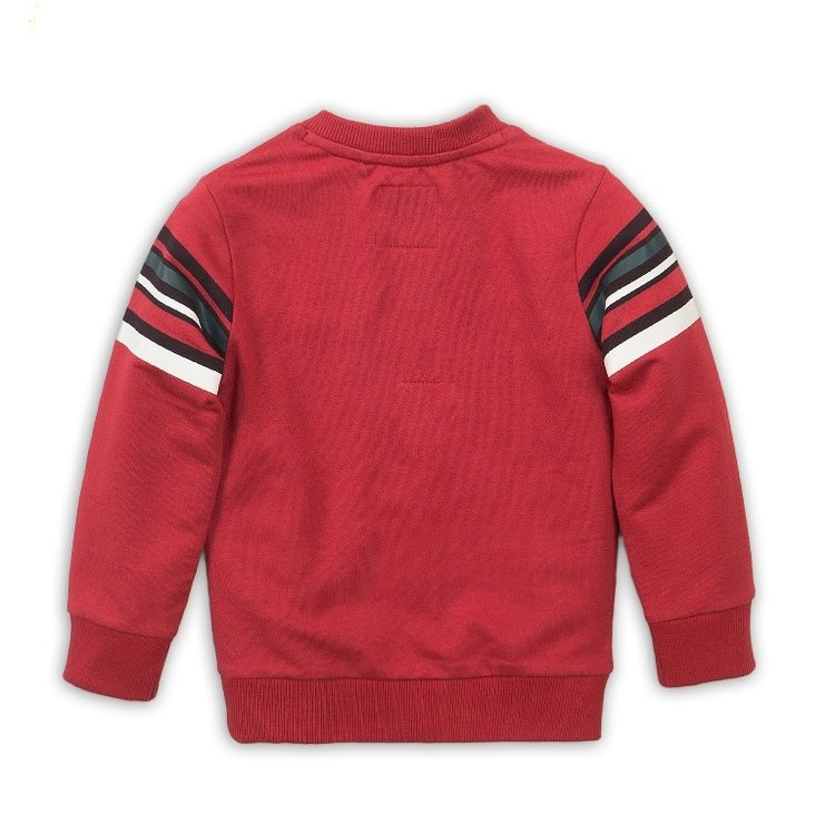 Boys sweater red | D36859-37