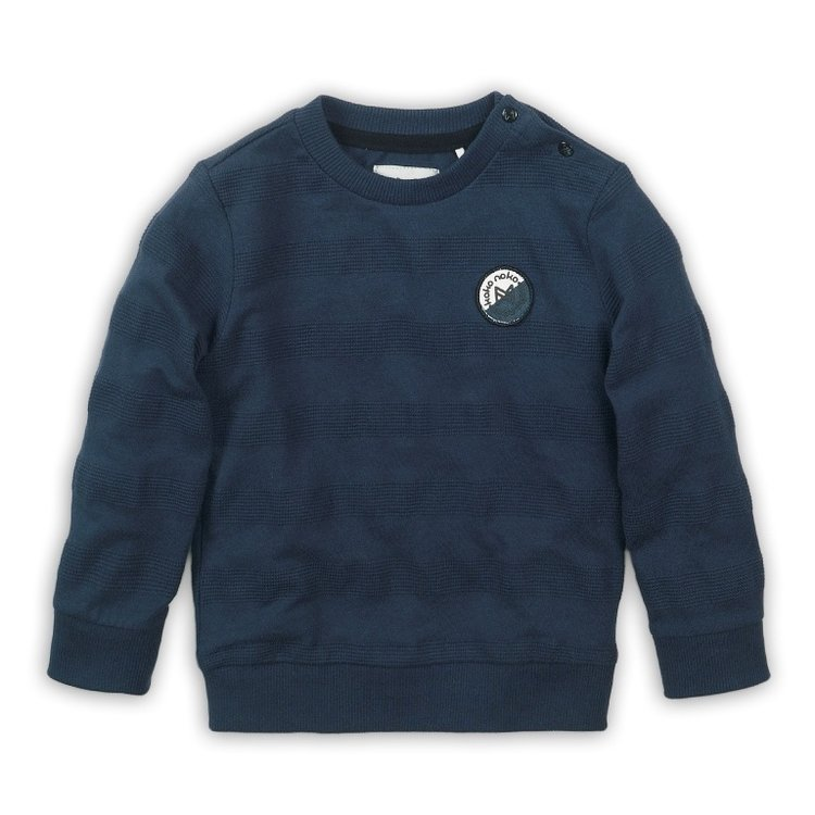 Boys sweater blue | D36807-37
