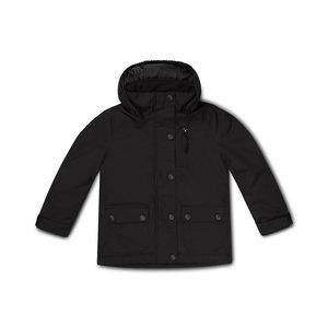 Jongens jas zwart