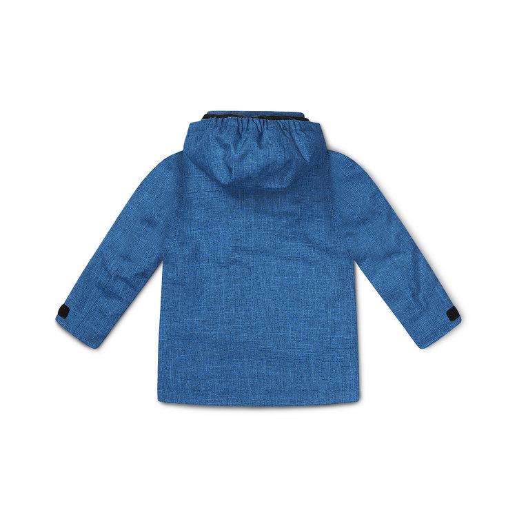 Jongens jas blauw | D36995-37