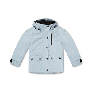Boys jacket light gray