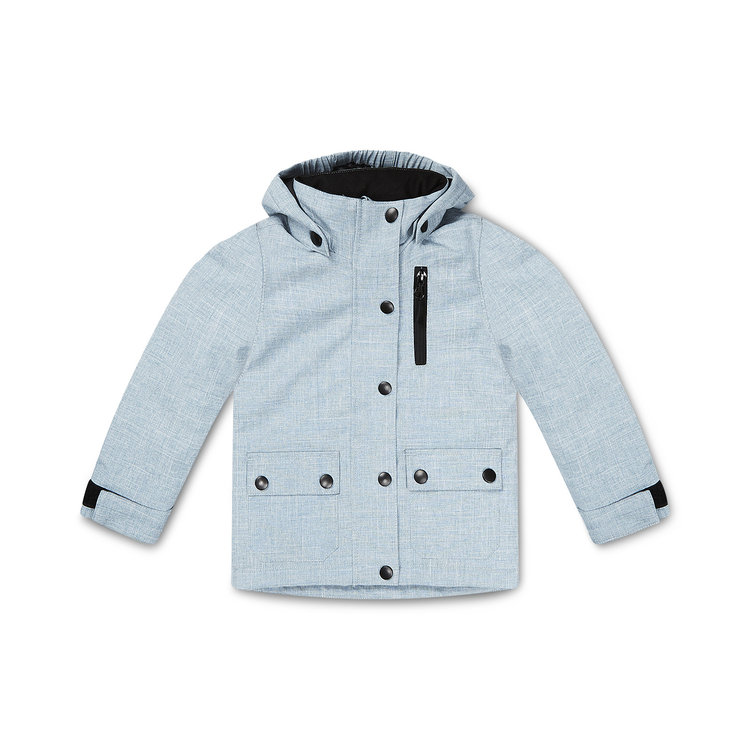 Boys jacket light gray   D36996-37
