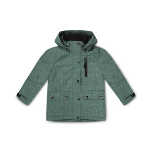 Boys jacket green