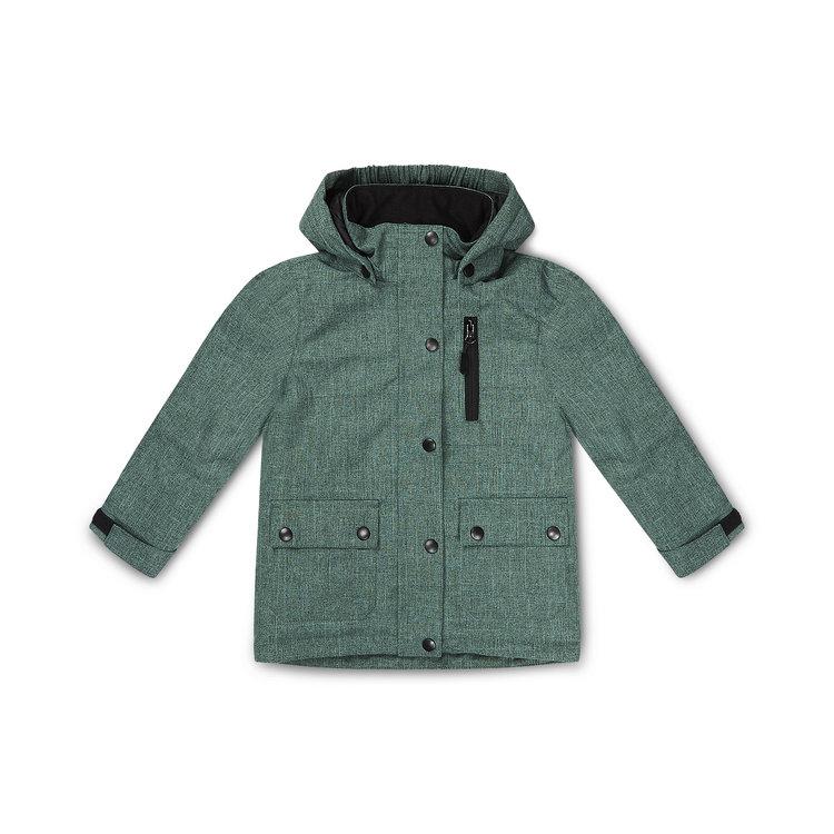Jongens jas groen | D36997-37