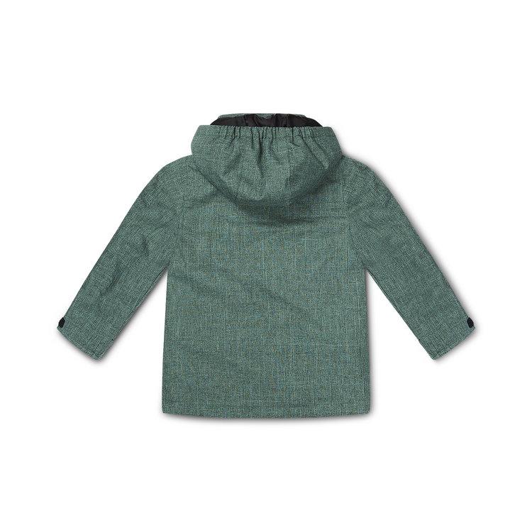 Jungenjacke grün | D36997-37