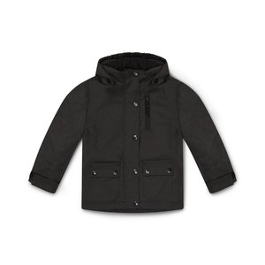 Boys jacket anthracite