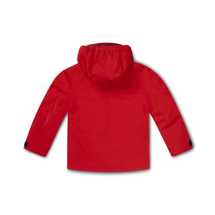 Winterjas rood | D36991-37