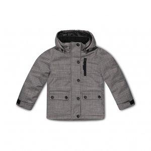 Boys jacket gray