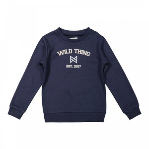 Koko Noko girls sweater navy