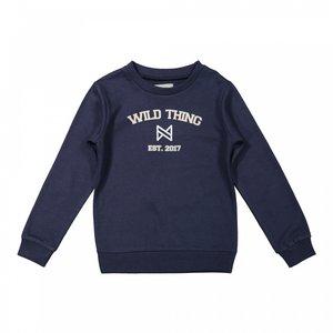 Koko Noko meisjes trui blauw