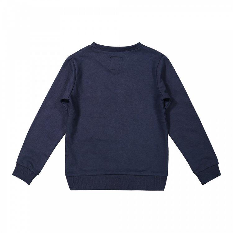 Koko Noko meisjes trui blauw | X00035-37