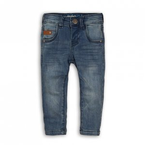 Koko Noko boys jeans blue with brown label