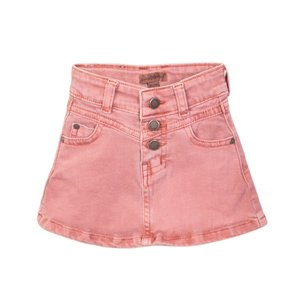 Koko Noko Mädchen Rock Jeans rosa
