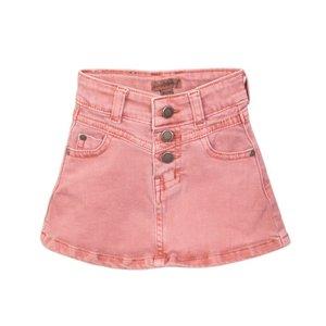 Koko Noko meisjes rok jeans roze