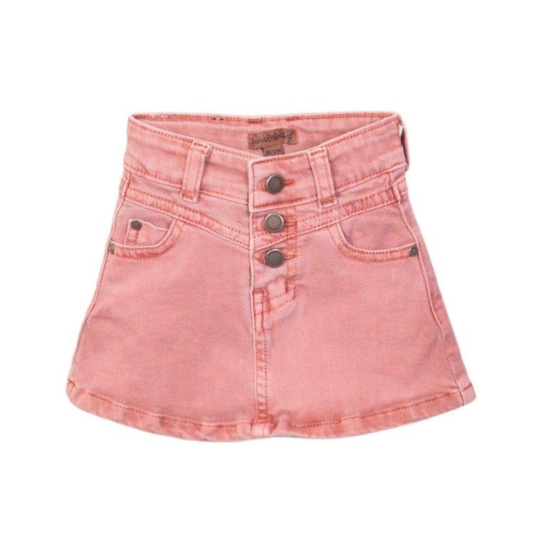 Koko Noko Mädchen Rock Jeans rosa | E38901-37