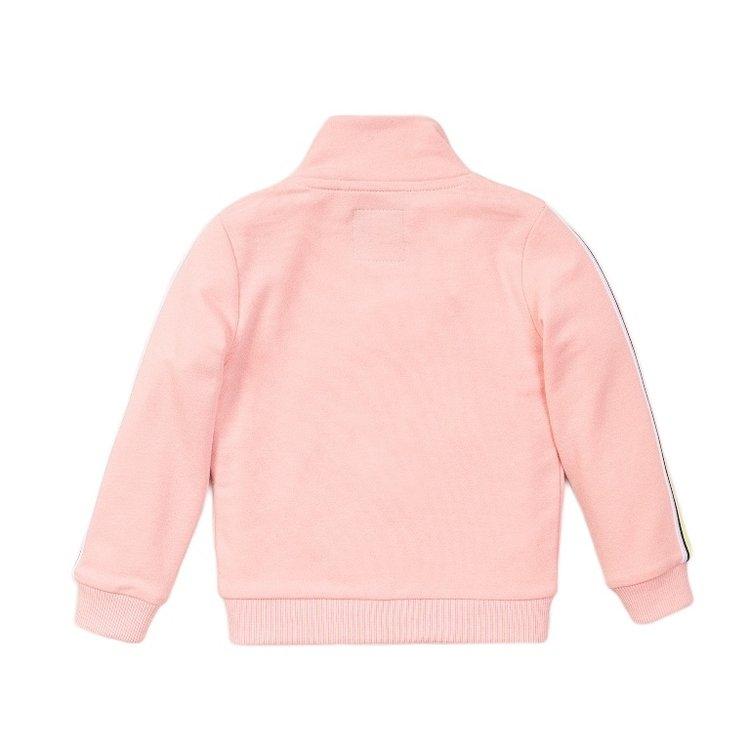 Koko Noko Mädchen Strickjacke rosa | E38910-37