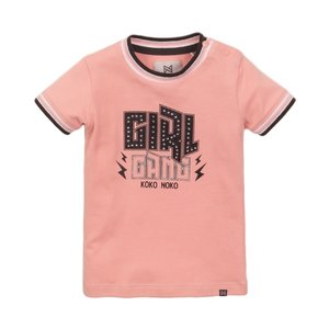 Koko Noko girls T-shirt pink