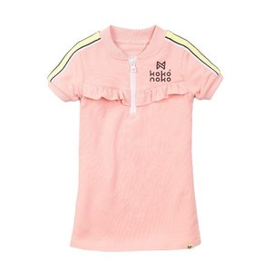 Koko Noko meisjes jurk roze