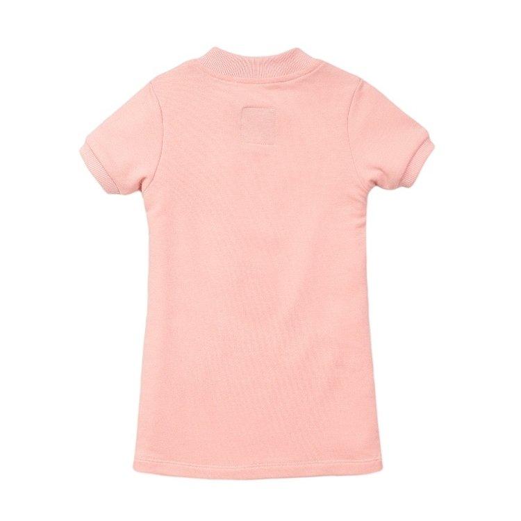Koko Noko girls dress pink   E38914-37