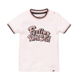Koko Noko girls T-shirt white