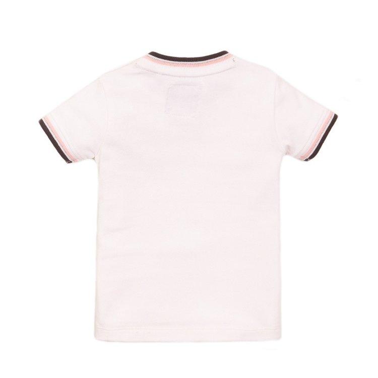 Koko Noko girls T-shirt white | E38918-37