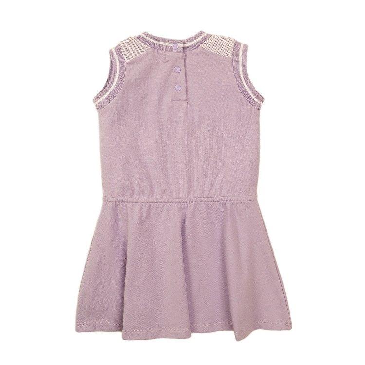 Koko Noko Mädchen Kleid flieder | E38925-37