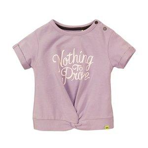 Koko Noko Mädchen T-shirt lila