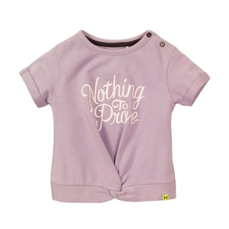 Koko Noko girls T-shirt lilac | E38929-37